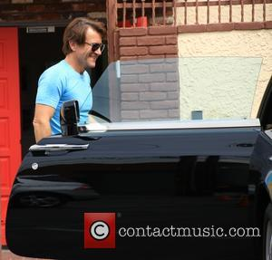 Robert Herjavec - Celebrities outside the 'Dancing With The Stars' rehearsal studios at Dancing With The Stars rehearsal studio -...