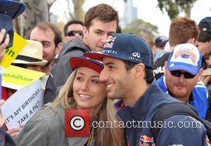 Formula One and Daniel Ricciardo