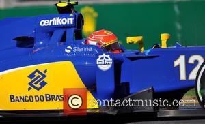 Formula One and Felipe Nasr