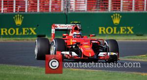 Kimi Raikkonen - Formula One Australian Grand Prix at Albert Park Racetrack - Melbourne, Australia - Sunday 15th March 2015