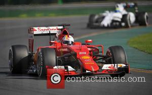 Sebastian Vettel - Formula One Australian Grand Prix at Albert Park Racetrack - Melbourne, Australia - Sunday 15th March 2015
