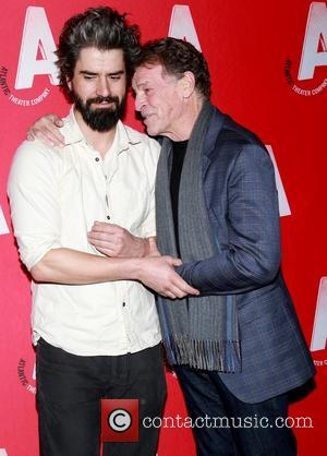 Hamish Linklater and John Noble