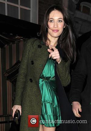 Olga Kurylenko - Celebrities at Annabel's to mark the opening of Balmain's first London store - London, United Kingdom -...