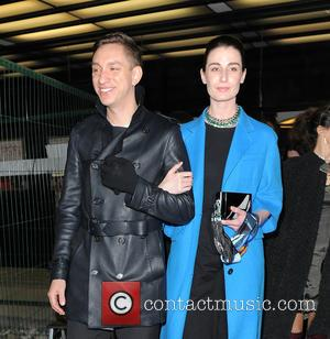 Erin O'Connor - A variety of stars were snapped as they attended the UK film premiere of 'Dior and I'...