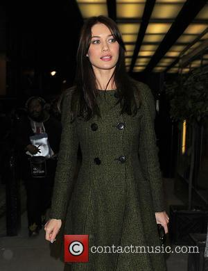 Olga Kurylenko - A variety of stars were snapped as they attended the UK film premiere of 'Dior and I'...