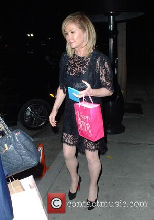 Kathy Hilton - Celebrities leaving Craig's in West Hollywood at West Hollywood - Los Angeles, California, United States - Monday...