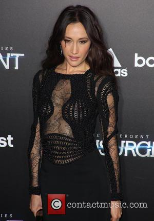 Maggie Q - A host of stars were photographed as they attended the premiere of 'The Divergent Series: Insurgent' which...