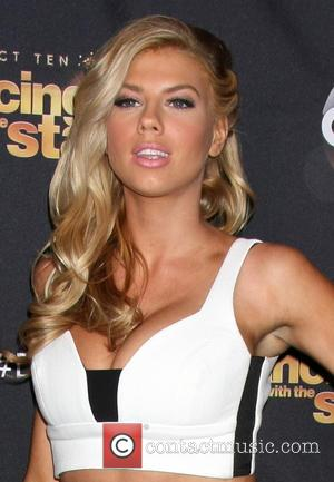 Charlotte McKinney - Dancing With The Stars Season 20 Premiere Party - Arrivals at HYDE Sunset: Kitchen + Cocktails -...