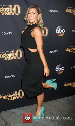 Emma Slater - Dancing With The Stars Season 20 Premiere Party - Arrivals at HYDE Sunset: Kitchen + Cocktails -...