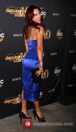 Sharna Burgess - Dancing With The Stars Season 20 Premiere Party - Arrivals at HYDE Sunset: Kitchen + Cocktails -...