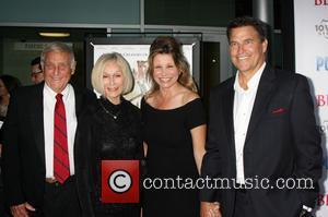 Gigi Rice, Ted Mcginley, Bob Mcginley and Emily Mcginley