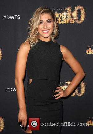 Emma Slater - Celebrities from the TV show