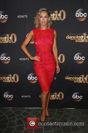 Kym Johnson - Celebrities from the TV show