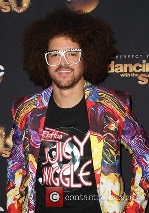 Redfoo - Celebrities from the TV show