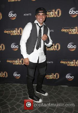 Victor Ortiz - Celebrities from the TV show