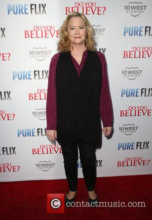 Cybill Shepherd - A host of stars were photographed as they attended the premiere of 'Do You Believe' which was...