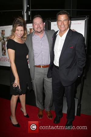 Gigi Rice, Ted McGinley and Guest