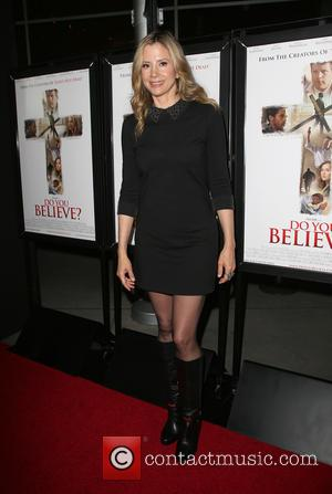 Mira Sorvino - A host of stars were photographed as they attended the premiere of 'Do You Believe' which was...