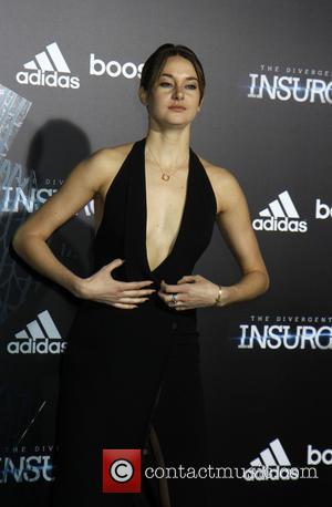 Shailene Woodley - Premiere of 'The Divergent Series: Insurgent' held at the Ziegfeld Theatre - Arrivals at Ziegfeld Theatre -...