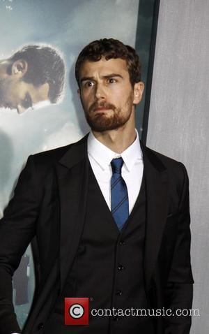 Theo James - Premiere of 'The Divergent Series: Insurgent' held at the Ziegfeld Theatre - Arrivals at Ziegfeld Theatre -...