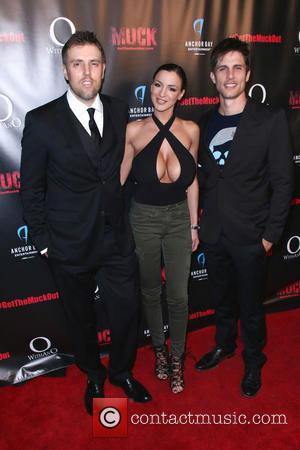 Steve Wolsh, Jordan Carver and Bryce Draper