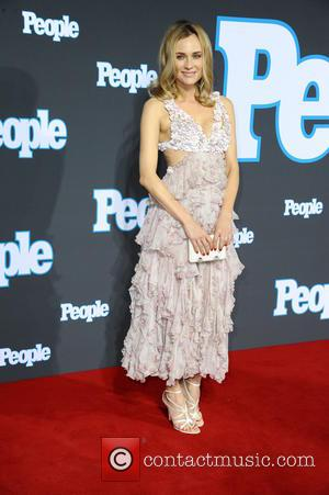 Diane Kruger - PEOPLE Magazine Germany Event at Hotel Waldorf Astoria. at Hotel Waldorf Astoria - Berlin, Germany - Tuesday...
