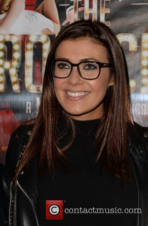 Kym Marsh - Celebrities attend the Palace Theatre Manchester for The Producers VIP Gala Night at Palace Theatre - Manchester,...