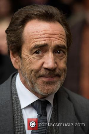 Robert Lindsay - Richard Attenborough memorial service held at Westminster Abbey - Departures. - London, United Kingdom - Tuesday 17th...