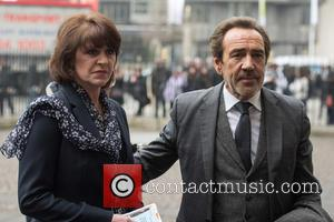 Robert Lindsay and Rosemarie Ford