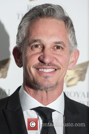 Gary Lineker - Royal Television Society Programme Awards held at the Grosvenor House. at Grosvenor House - London, United Kingdom...