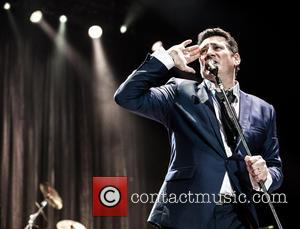 Tony Hadley and Spandau Ballet - Spandau Ballet perform live in concert at the O2 Arena at O2 Arena -...