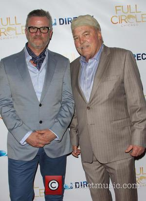 Director Nick Hamm and Stacy Keach
