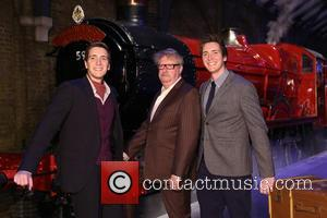 James Phelps, Oliver Phelps and Mark Williams
