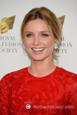 Annabelle Wallis - Royal Television Society Programme Awards - Arrivals - London, United Kingdom - Tuesday 17th March 2015