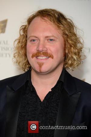 Leigh Francis aka Keith Lemon - Royal Television Society Programme Awards - Arrivals - London, United Kingdom - Tuesday 17th...