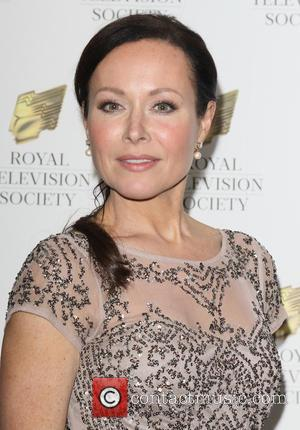Amanda Mealing - RTS Programme Awards 2015 at the Grosvenor House Hotel at Grosvenor Hotel Park Lane, Grosvenor House -...