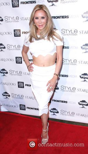 Tess Broussard - Los Angeles Fashion Week - 2015 Style Fashion Week LA Fall/Winter15 Kick Off Party - Arrivals at...