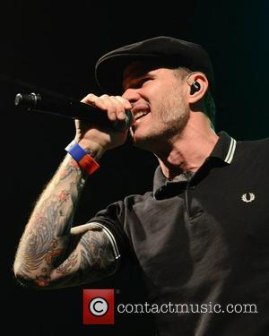 Al Barr - Shots American Celtic punk rock band Dropkick Murphys as they play a live gig on St Patrick's...