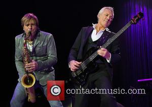 Steve Norman and Martin Kemp
