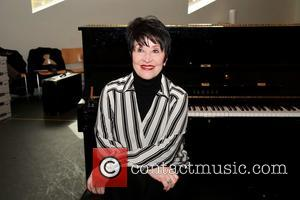 Chita Rivera - 88th Birthday celebration for composer John Kander held during rehearsals for Broadway's 'The Visit' at the Signature...