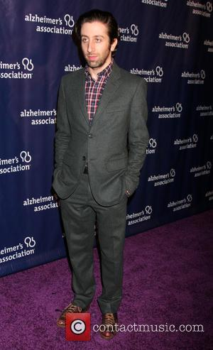 Simon Helberg - 23rd Annual 'A Night at Sardi's' to benefit the Alzheimer's Association - Arrivals at Beverly Hilton Hotel...