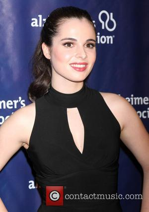 Vanessa Marano - 23rd Annual 'A Night at Sardi's' to benefit the Alzheimer's Association - Arrivals at Beverly Hilton Hotel...