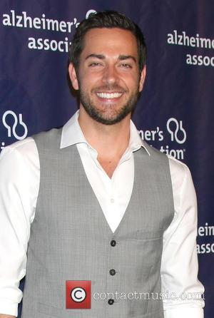 Zachary Levi - 23rd Annual 'A Night at Sardi's' to benefit the Alzheimer's Association - Arrivals at Beverly Hilton Hotel...