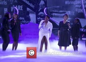 Fantasia - BET's 'Black Girls Rock!' sponsored by Chevrolet held at NJPAC Prudential Hall - Show - New York, New...