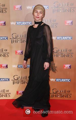 Tara Fitzgerald - Game of Thrones Season 5 Premiere - London, United Kingdom - Wednesday 18th March 2015