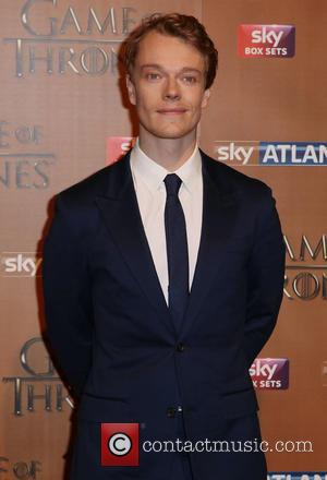 Alfie Allen - Game of Thrones Season 5 Premiere - London, United Kingdom - Wednesday 18th March 2015