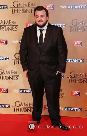 John Bradley - Game of Thrones Season 5 Premiere - London, United Kingdom - Wednesday 18th March 2015