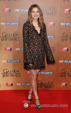 Hannah Murray - Game of Thrones Season 5 Premiere - London, United Kingdom - Wednesday 18th March 2015