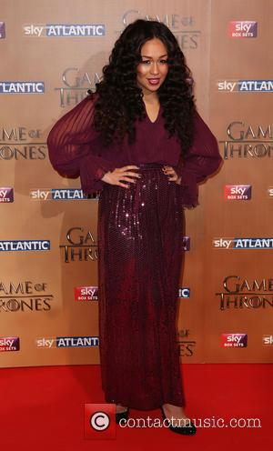 Rebecca Ferguson - Game of Thrones Season 5 Premiere - London, United Kingdom - Wednesday 18th March 2015