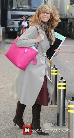 Kate Garraway - Kate Garraway outside ITV Studios - London, United Kingdom - Wednesday 18th March 2015